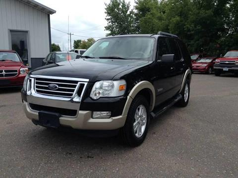 2008 Ford Explorer for sale in Cambridge, MN