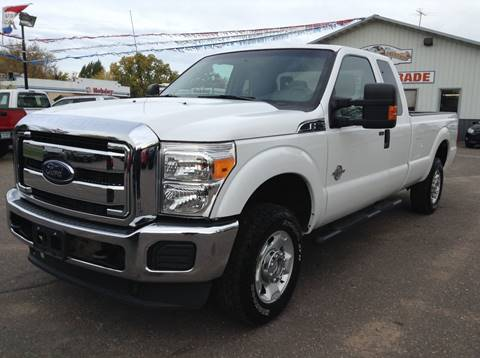 2012 Ford F-250 Super Duty for sale in Cambridge, MN