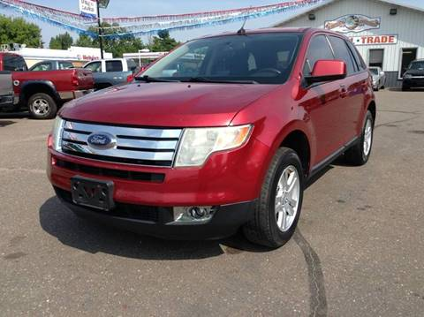 2008 Ford Edge for sale in Cambridge, MN