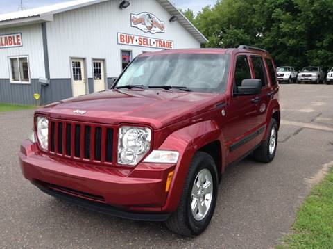 2011 Jeep Liberty for sale in Cambridge, MN