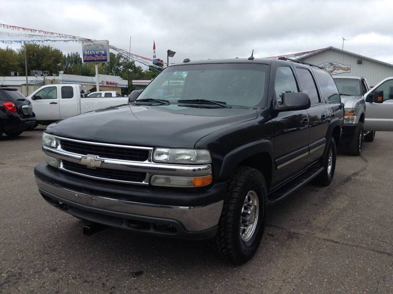 Awesome 2005 Chevrolet Suburban 2500 Lt 4Wd 4Dr Suv In Cambridge Mn Alphanode Cool Chair Designs And Ideas Alphanodeonline