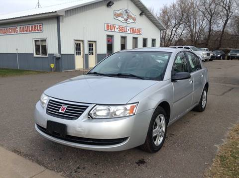 2007 Saturn Ion for sale in Cambridge, MN