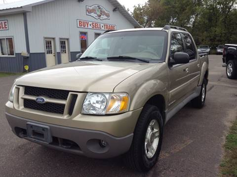 2002 Ford Explorer Sport Trac for sale in Cambridge, MN