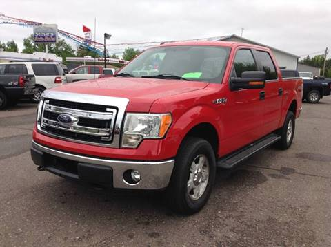 2013 Ford F-150 for sale in Cambridge, MN