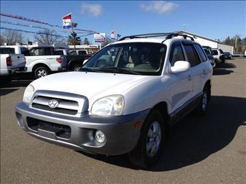 2005 Hyundai Santa Fe for sale in Cambridge, MN