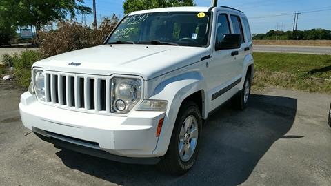2012 Jeep Liberty for sale in Robertsdale, AL