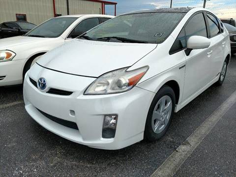 2010 Toyota Prius for sale at CARZ4YOU.com in Robertsdale AL