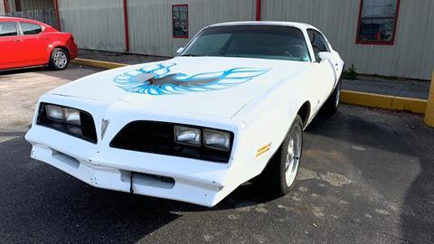 1978 Pontiac Firebird for sale in Robertsdale, AL