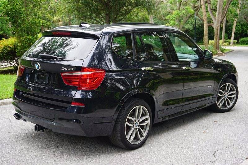 2015 BMW X3 for sale at Corporate Cars USA in Fort Lauderdale FL