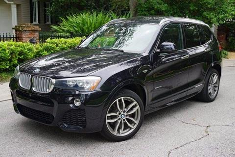 2015 BMW X3 for sale at Corporate Cars USA in Davie FL