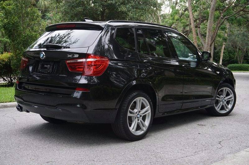 2014 BMW X3 for sale at Corporate Cars USA in Fort Lauderdale FL