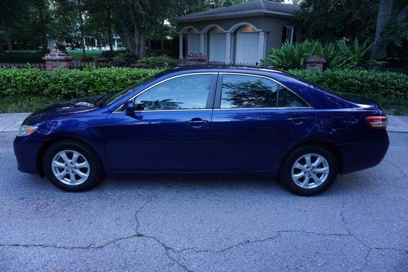 2011 Toyota Camry for sale at Corporate Cars USA in Fort Lauderdale FL
