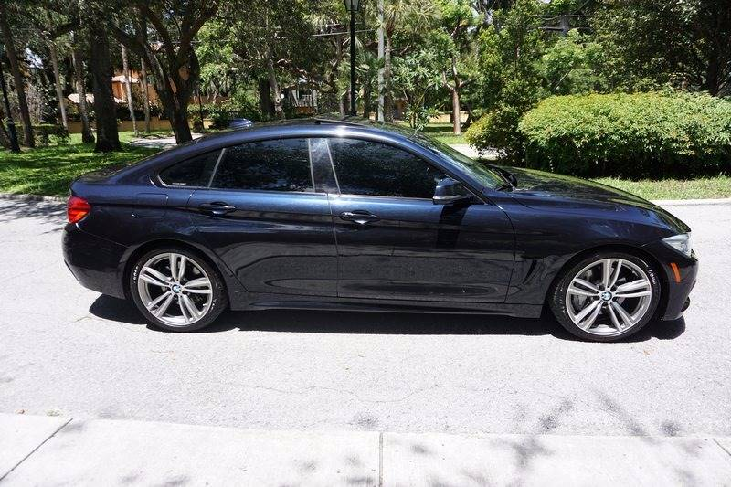 2015 BMW 4 Series for sale at Corporate Cars USA in Fort Lauderdale FL