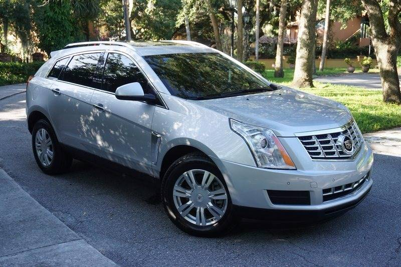 2013 Cadillac SRX for sale at Corporate Cars USA in Fort Lauderdale FL