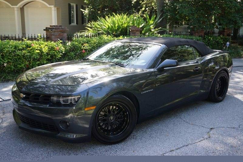 2015 Chevrolet Camaro for sale at Corporate Cars USA in Fort Lauderdale FL