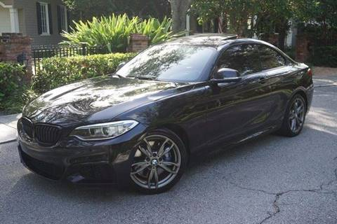 2015 BMW 2 Series for sale at Corporate Cars USA in Fort Lauderdale FL