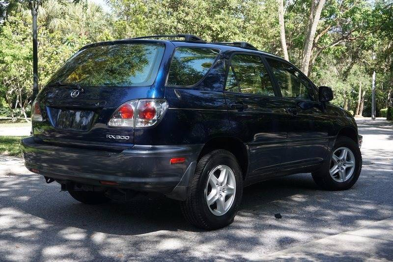 2002 Lexus RX 300 for sale at Corporate Cars USA in Fort Lauderdale FL