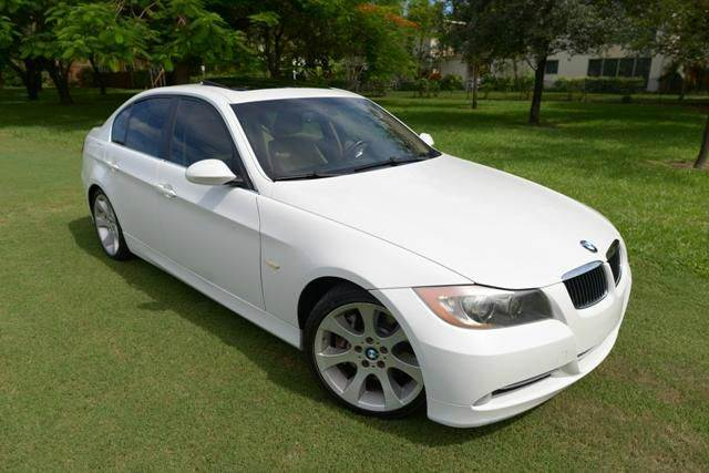 2008 BMW 3 Series for sale at Corporate Cars USA in Fort Lauderdale FL