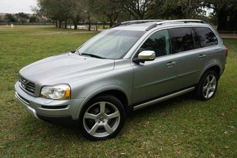 2012 Volvo XC90 for sale at Corporate Cars USA in Davie FL