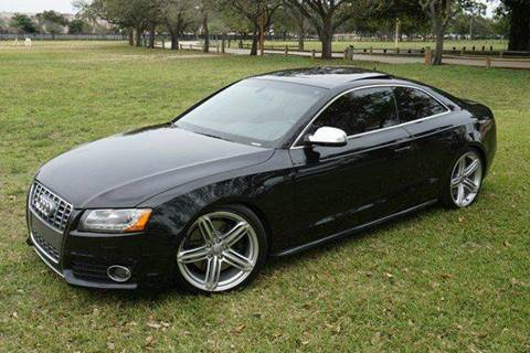 2010 Audi S5 for sale at Corporate Cars USA in Fort Lauderdale FL