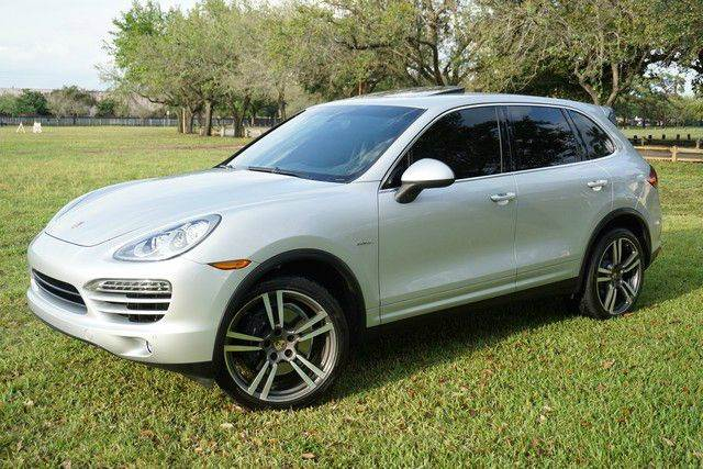 2013 Porsche Cayenne for sale at Corporate Cars USA in Fort Lauderdale FL
