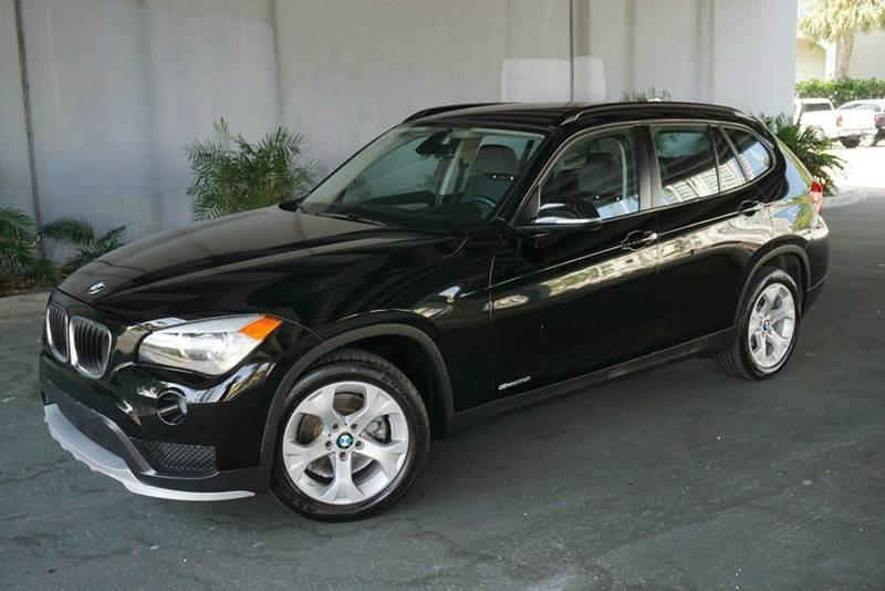 2015 BMW X1 for sale at Corporate Cars USA in Davie FL