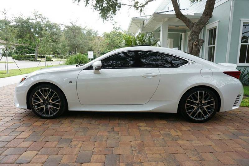 2015 Lexus RC 350 for sale at Corporate Cars USA in Fort Lauderdale FL