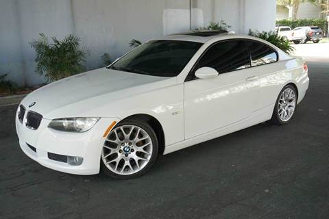 2009 BMW 3 Series for sale at Corporate Cars USA in Fort Lauderdale FL