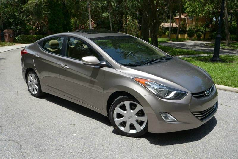 2013 Hyundai Elantra for sale at Corporate Cars USA in Fort Lauderdale FL