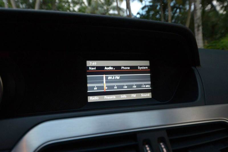 2013 Mercedes-Benz C-Class for sale at Corporate Cars USA in Fort Lauderdale FL