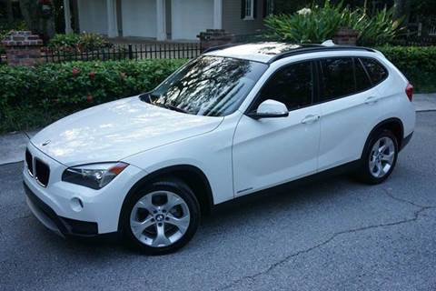 2014 BMW X1 for sale at Corporate Cars USA in Fort Lauderdale FL