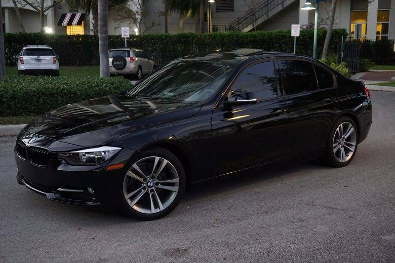 2013 BMW 3 Series 328i In Fort Lauderdale FL  Corporate Cars USA