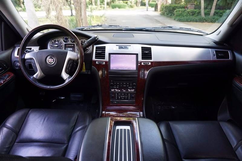 2014 Cadillac Escalade ESV for sale at Corporate Cars USA in Fort Lauderdale FL