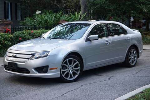 2012 Ford Fusion for sale at Corporate Cars USA in Fort Lauderdale FL