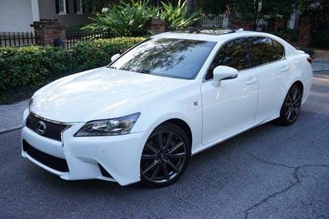 2015 Lexus GS 350 for sale at Corporate Cars USA in Fort Lauderdale FL