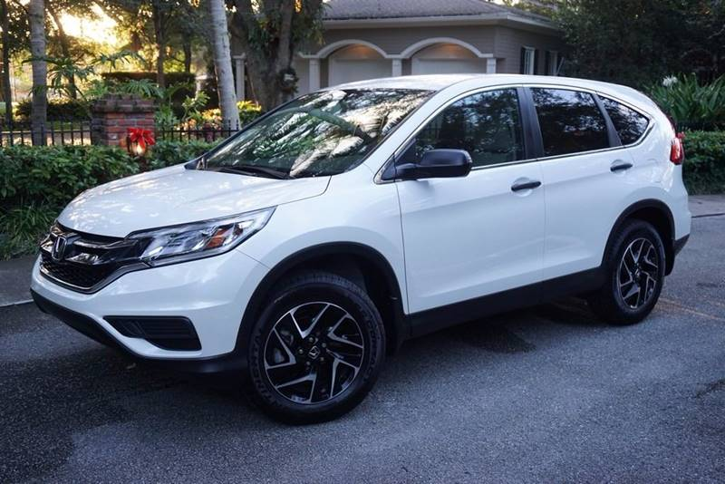 2016 Honda CR-V for sale at Corporate Cars USA in Fort Lauderdale FL