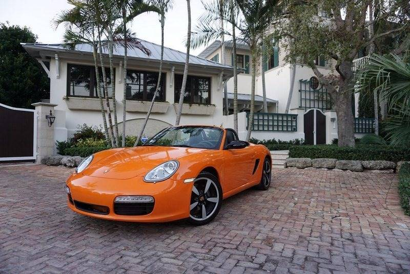 2008 Porsche Boxster for sale at Corporate Cars USA in Fort Lauderdale FL