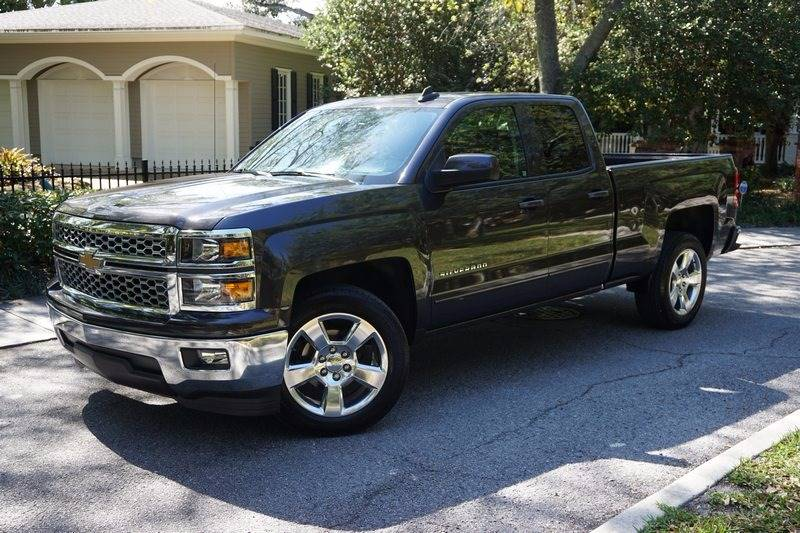 2015 Chevrolet Silverado 1500 for sale at Corporate Cars USA in Fort Lauderdale FL
