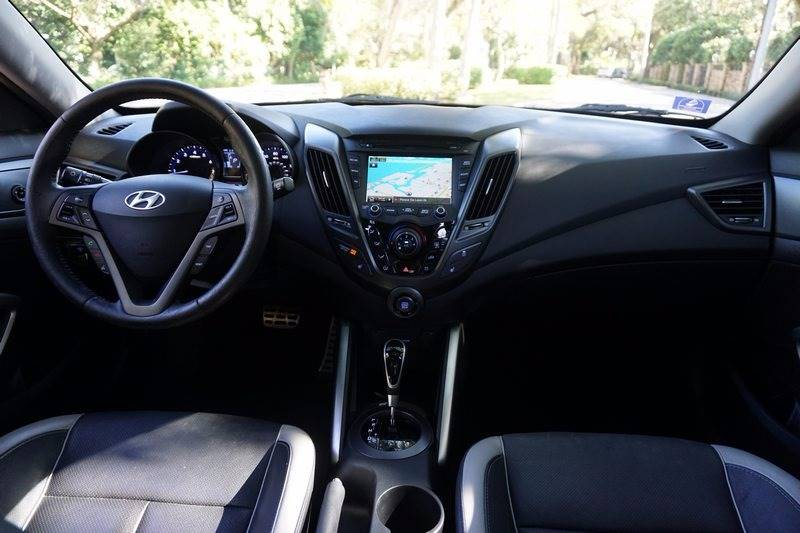 2013 Hyundai Veloster Turbo for sale at Corporate Cars USA in Fort Lauderdale FL