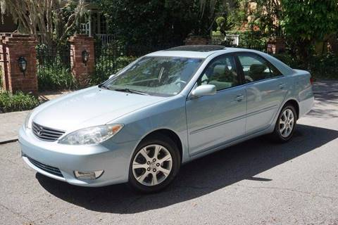 2005 Toyota Camry for sale at Corporate Cars USA in Fort Lauderdale FL