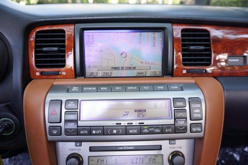 2004 Lexus SC 430 for sale at Corporate Cars USA in Fort Lauderdale FL