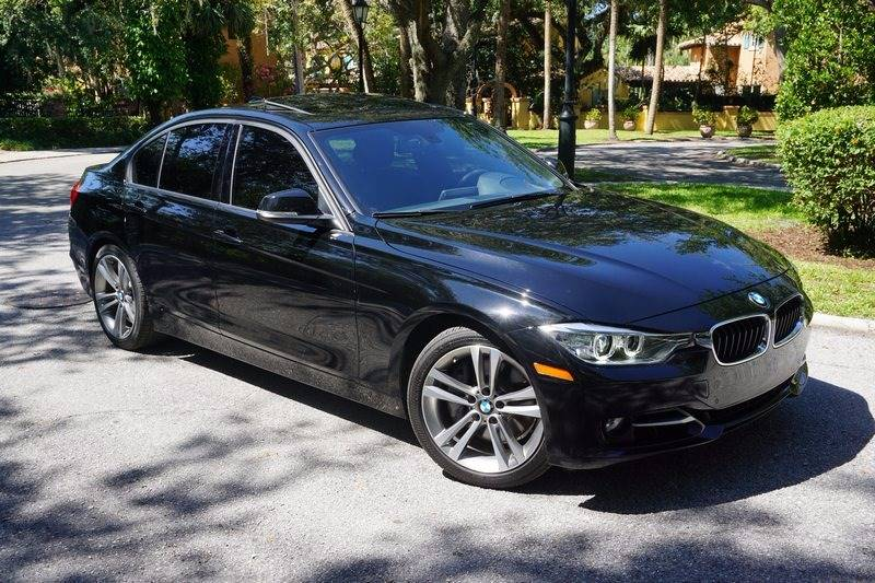 2014 BMW 3 Series for sale at Corporate Cars USA in Fort Lauderdale FL