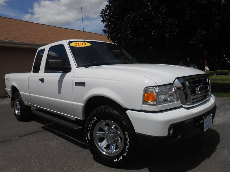 2011 Ford Ranger 4x4 Xlt 4dr Supercab In Union Gap Wa