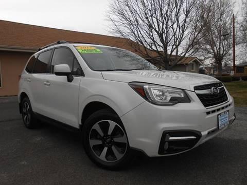 2017 Subaru Forester for sale at McKenna Motors in Union Gap WA