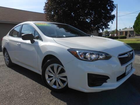 2019 Subaru Impreza for sale at McKenna Motors in Union Gap WA