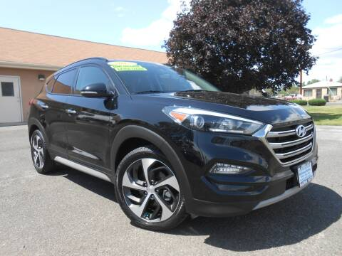 2017 Hyundai Tucson for sale at McKenna Motors in Union Gap WA