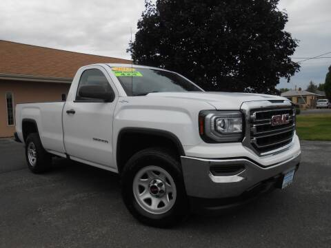 2017 GMC Sierra 1500 for sale at McKenna Motors in Union Gap WA