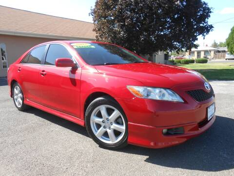 2007 Toyota Camry for sale at McKenna Motors in Union Gap WA