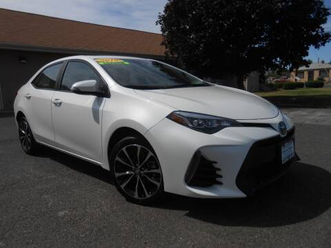 2019 Toyota Corolla for sale at McKenna Motors in Union Gap WA