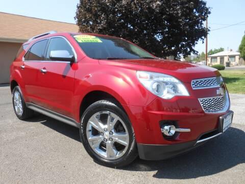 2014 Chevrolet Equinox for sale at McKenna Motors in Union Gap WA